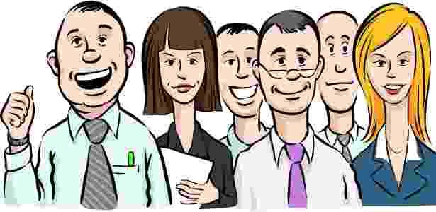 Ter uma rede de contatos está entre as atitudes que podem te fazer ser desejado pelo mercado - Thinkstock