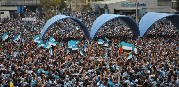 da203c44899e8 Grêmio espera casa cheia em reta final de último ano do estádio Olímpico
