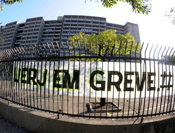 Os professores da Uerj (Universidade do Estado do Rio de Janeiro) estavam em greve desde 11 de junho, mas encerraram a paralisação na sexta-feira (14)