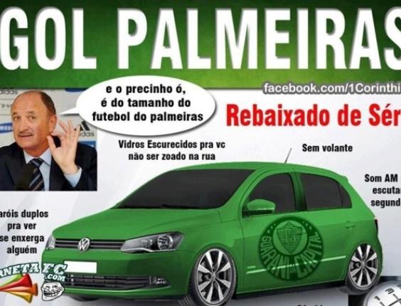 Corneta FC: Em meio à crise, Palmeiras aposta em lançamento de carro