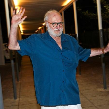 O ator Paulo César Pereio em foto de 2012 - Manuela Scarpa / Foto Rio News