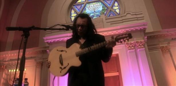 Rodriguez, durante apresentação na Sixth & I Synagogue, em Washington
