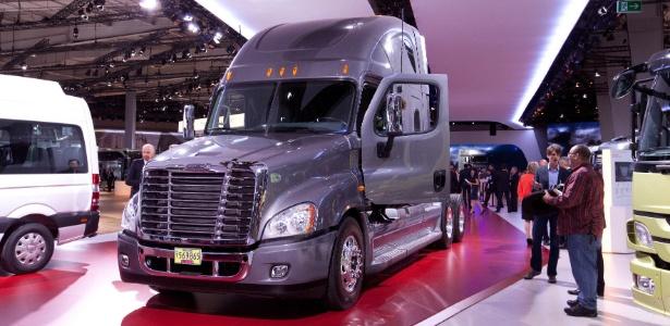 Caminhão da Freightliner, marca americana da Daimler - Divulgação