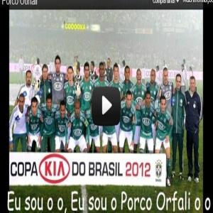 Corneta FC: Que fase! Palmeiras ganha versão da música de Nissim Ourfali; assista o vídeo