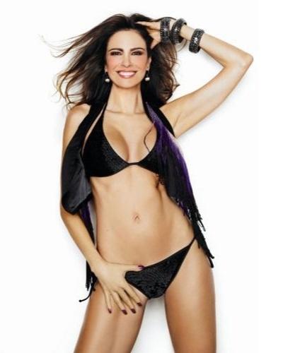 Luciana Gimenez - capa da Shape
