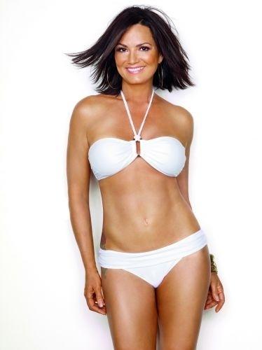 Luiza Brunet - capa da Shape