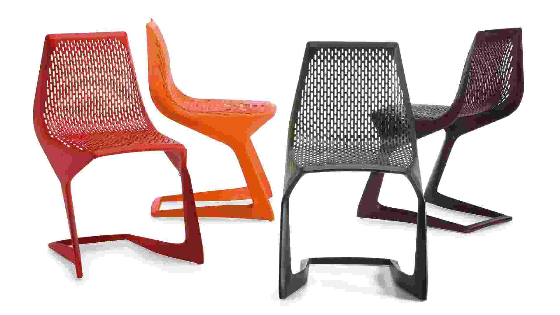 Cadeira Myto - Konstantin Grcic  - Divulgação/ The New York Times