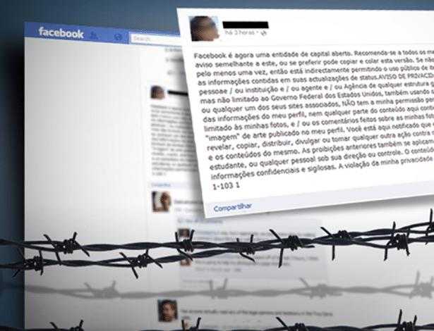 Chamada e Abre - Como proteger Facebook de anunciantes e afins