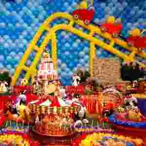 festa de criança, festa infantil, decoracao infantil, roberto justus, rafaella justus - Catia Herrera e Marcelo Vita