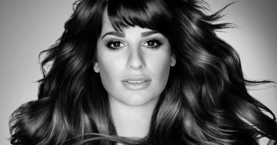 d91ed7449 Lea Michele é a nova embaixadora da L Oréal Paris