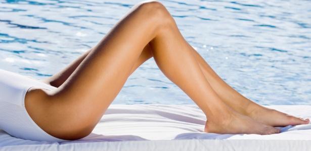 Técnicas de depilação duradoras, laser e fotodepilação diferem no tipo de luz utilizada para atingir a raiz do pelo e bloquear seu crescimento - Thinkstock
