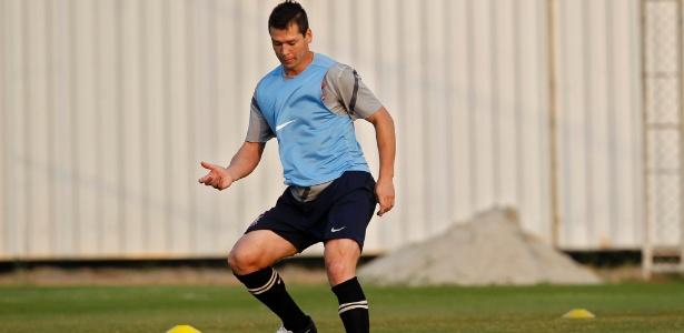 Anderson Polga pode ter passagem sem muito destaque no Corinthians