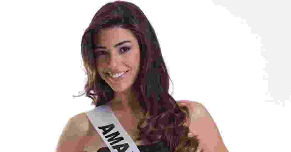 Miss Amazonas, Vivian Amorim - Divulgação