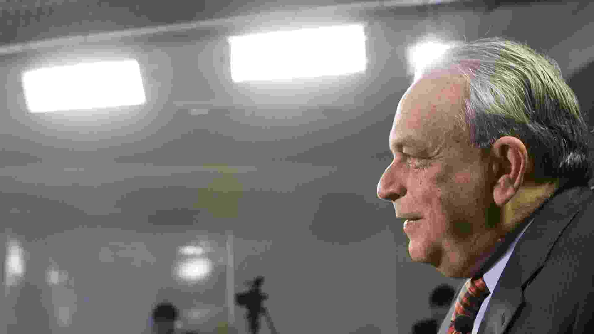 Sérgio Guerra no Poder e Política - Alan Marques 21.set.2012/Folhapress