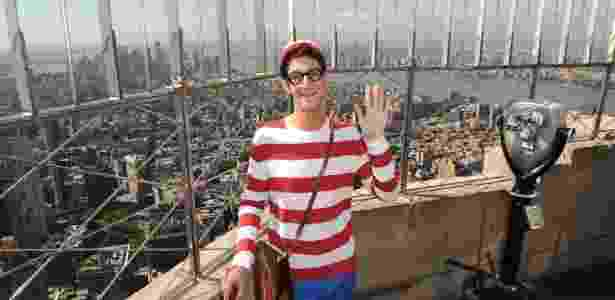 Wally no Empire State Building, em Nova York - Craig Barritt/Getty Images