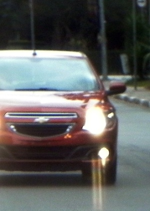 Frente do Onix é desvendada: identidade da Chevrolet é mantida, mas com detalhes mais refinados - Henrique Defacio/UOL
