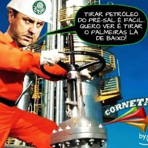 Corneta FC: Muito trabalho aí, Kleina?