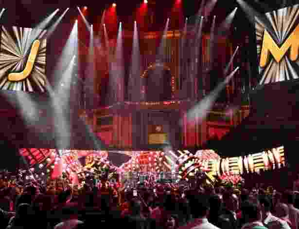 Jorge e Mateus gravaram o quarto DVD da carreira no Royal Albert Hall, em Londres (20/9/12) - Divulgação/Rubens Cerqueira
