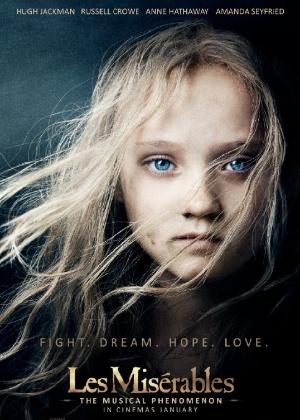 """Veja novo cartaz do filme """"Les Misérables"""""""