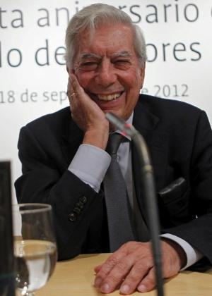 Mario Vargas Llosa é uma das principais atrações do Fronteiras do Pensamento - EFE/Zipi