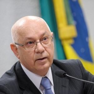 O ministro Teori Zavascki, indicado ao STF, participa de sabatina no Senado nesta terça-feira - Pedro França/Agência Senado