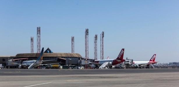 Aeroporto de Brasília foi concedido à iniciativa privada, mas já recebeu obras da Infraero