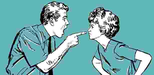 Discutir a relação é preciso, mas não pode ser por qualquer motivo - Thinkstock