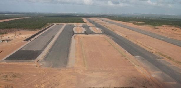 Construção do terminal do Aeroporto de Natal foi entregue à iniciativa privada