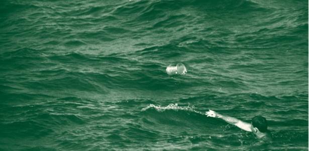 Lata do Solana Star encontrada na praia de Ipanema, Rio de Janeiro, em 11 de outubro de 1987 - Reprodução