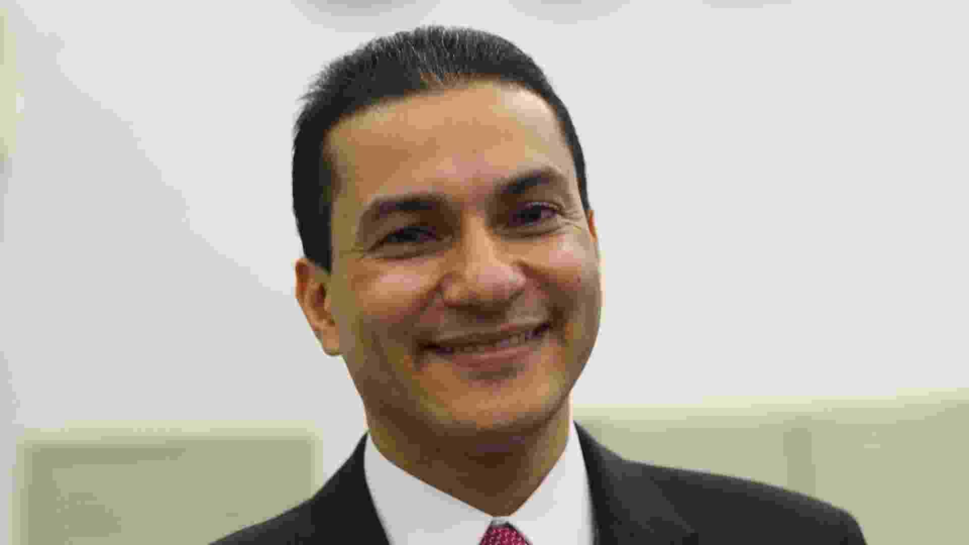 Marcos Pereira no Poder e Política - Victor Moriwama 25.set.2012/Folhapress