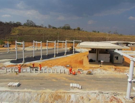 Obras do Aeroporto de Belo Horizonte devem estar prontas no final do ano que vem