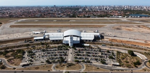 Primeira etapa da reforma do Aeroporto de Fortaleza deve estar pronta no final do ano que vem