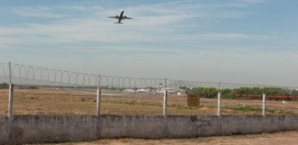 Primeira fase da reforma do Aeroporto de Cuiabá está em andamento; segunda será licitada