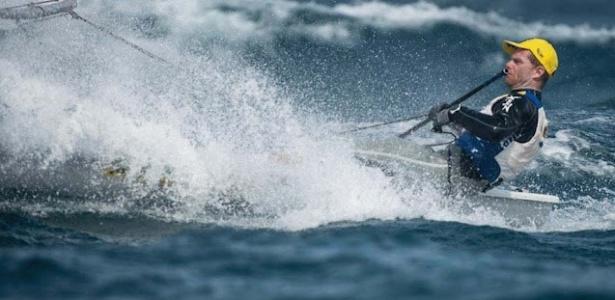 Robert Scheidt compete no Campeonato Italiano de Classes Olímpicas, na Sardenha