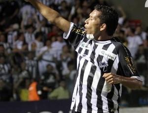 O volante Eusébio será uma das novidades do Ceará para a disputa do Campeonato Estadual