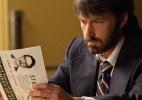 """Sandra Bullock apresenta o prêmio de melhor edição, vencido por """"Argo"""", de Ben Affleck"""