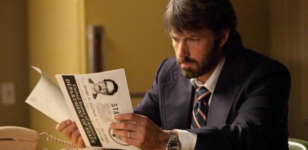 """""""Argo"""", thriller político dirigido por Ben Affleck, é forte candidato ao Oscar - Divulgação"""