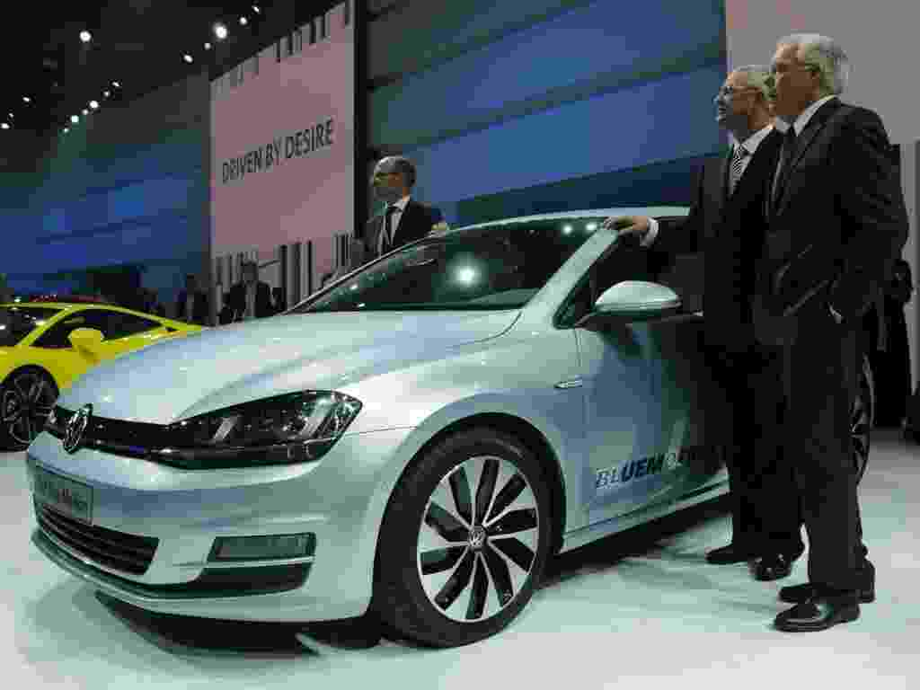 VW Golf Bluemotion - Murilo Góes/UOL