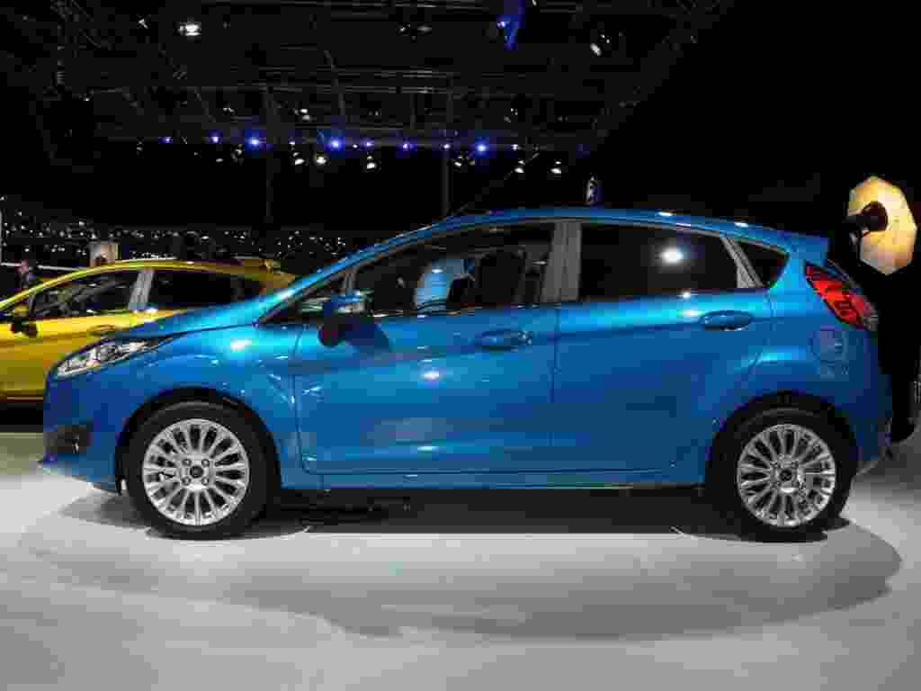 Ford New Fiesta Titanium 1.0 Ecoboost - Murilo Góes/UOL