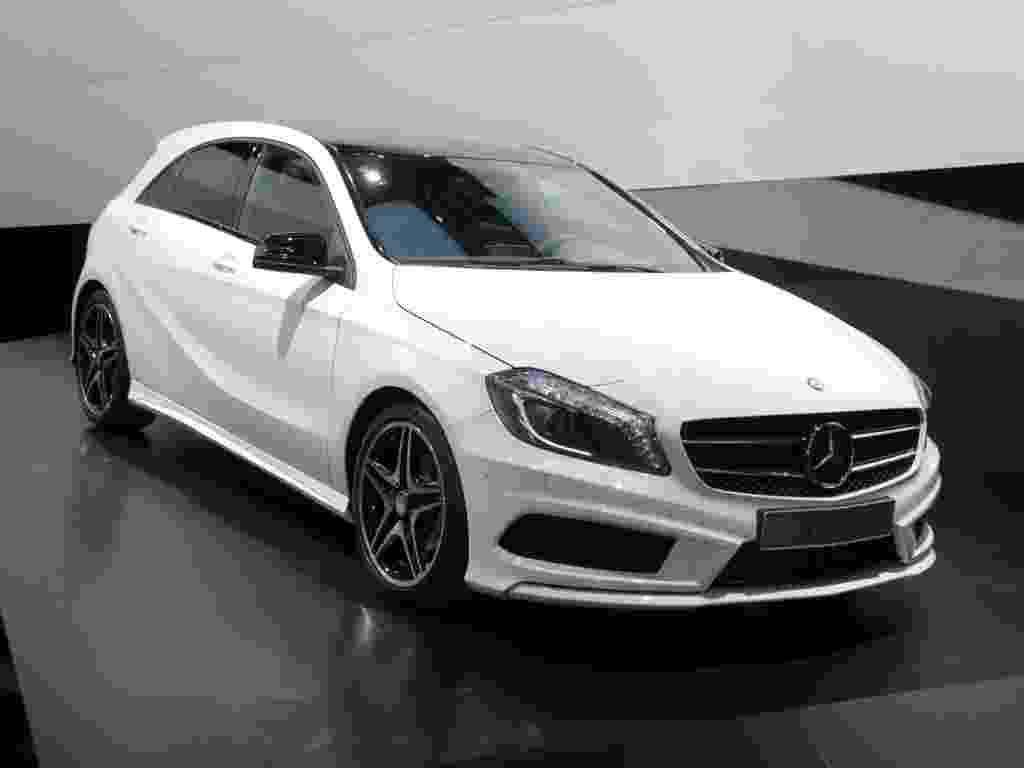 Mercedes-Benz Classe A - Murilo Góes/UOL