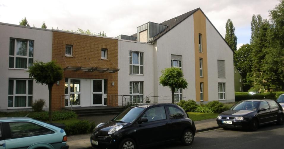 O engenheiro Lucas Pavan Fritoli foi estudar alemão em Colônia e ficou em residência estudantil