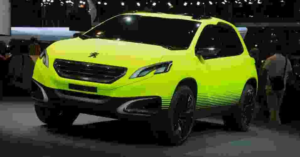 Peugeot 2008 Concept - Murilo Góes/UOL