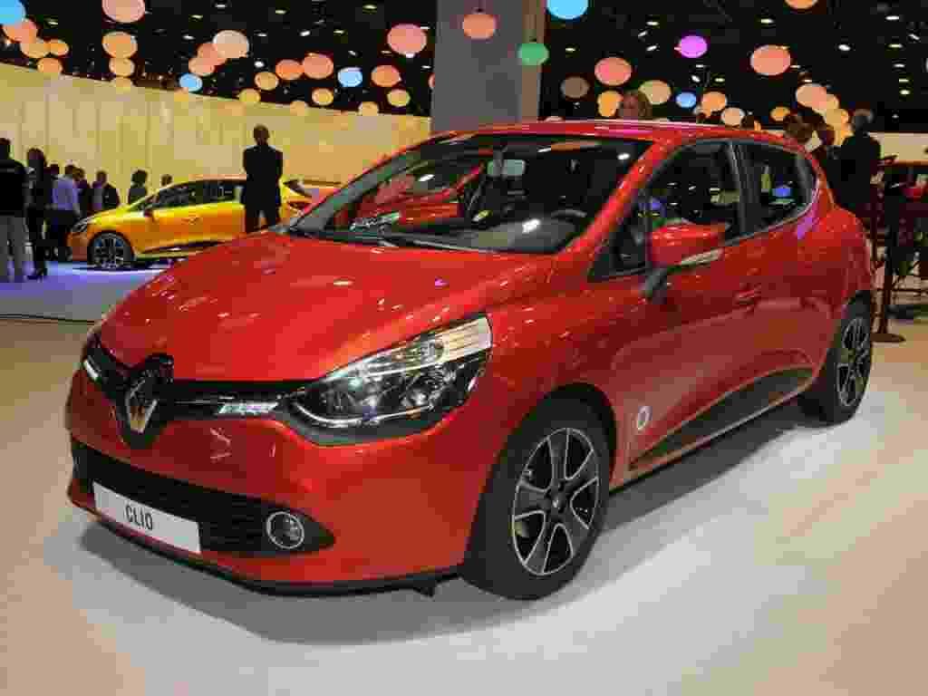 Renault Clio IV dCi - Murilo Góes/UOL