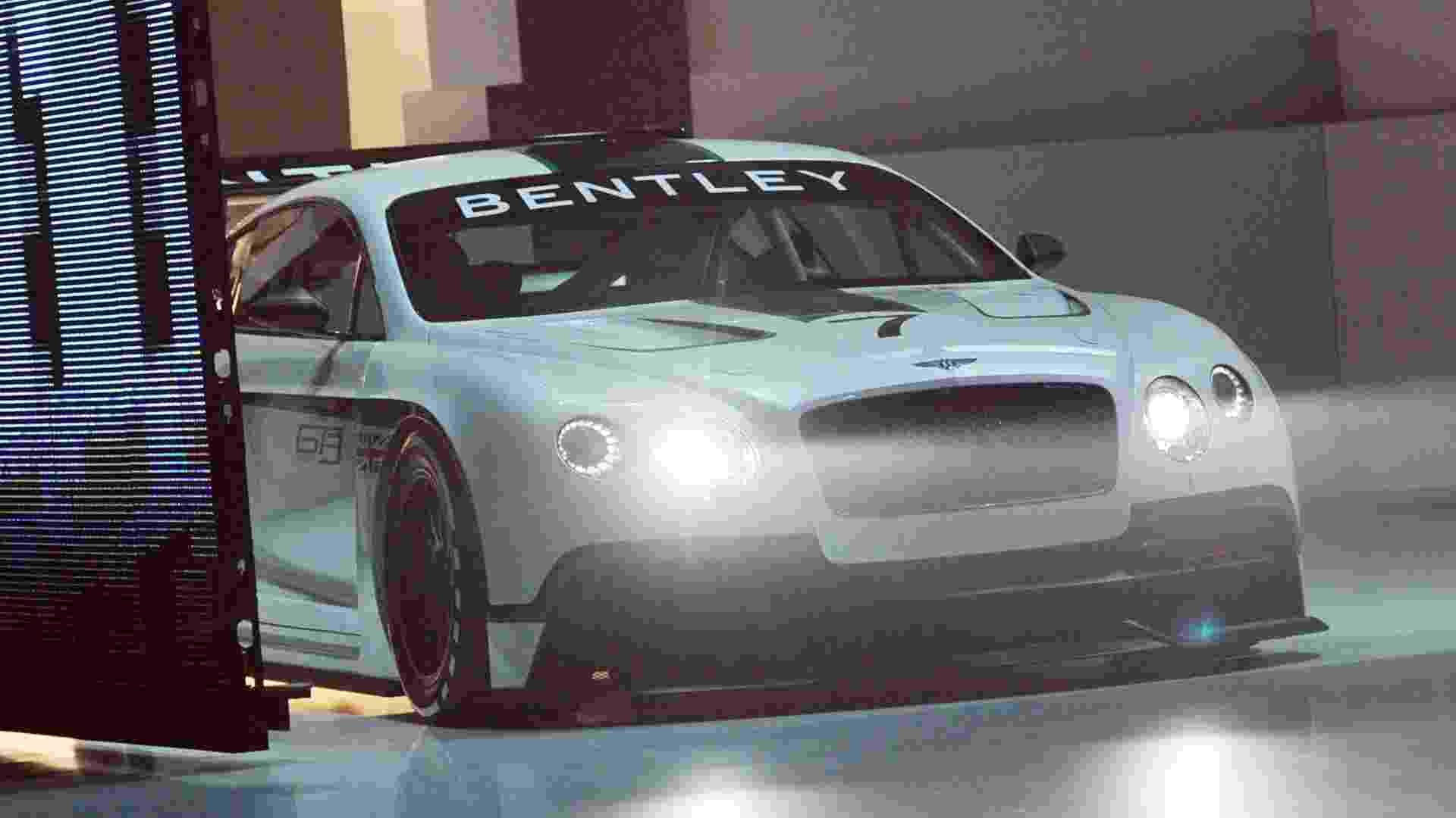 Bentley Continental GT3 - ULI DECK/EFE