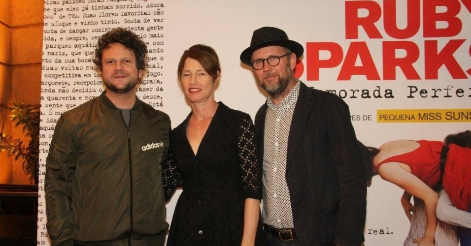 """Selton Mello prestigiou a première do filme """"Rubby Sparks - A Namorada Perfeita"""", de Jonathan Dayton e Valerie Faris, no Cine Odeon BR, no Centro (28/9/12)"""