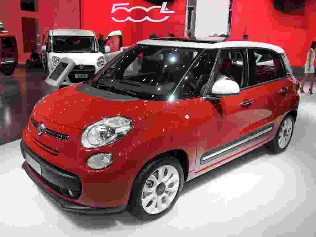 Fiat 500L Pop Star 1.4 - Murilo Góes/UOL