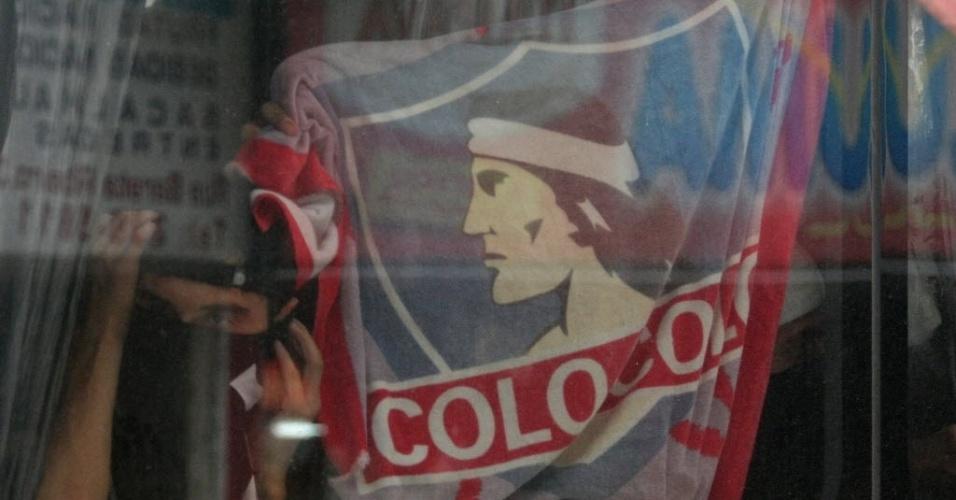 Barra bravas do Colo Colo foram presos no Rio, em 2010