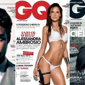 f5d994effd Fotos  Hora H  Conheça as revistas de estilo voltadas para o público ...