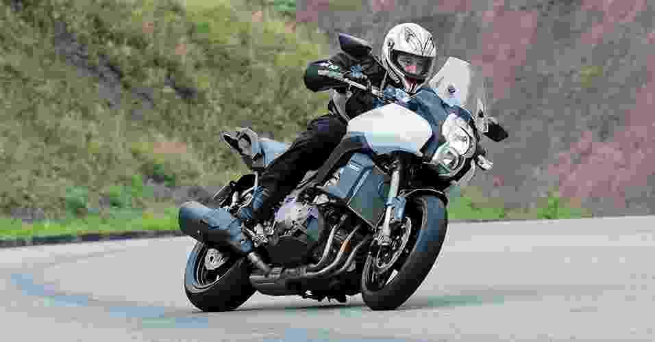 Kawasaki Versys 1000 - Doni Castilho/Infomoto