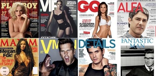 O mercado brasileiro e internacional oferece bons títulos para os homens interessados em ler sobre moda e estilo - Divulgação